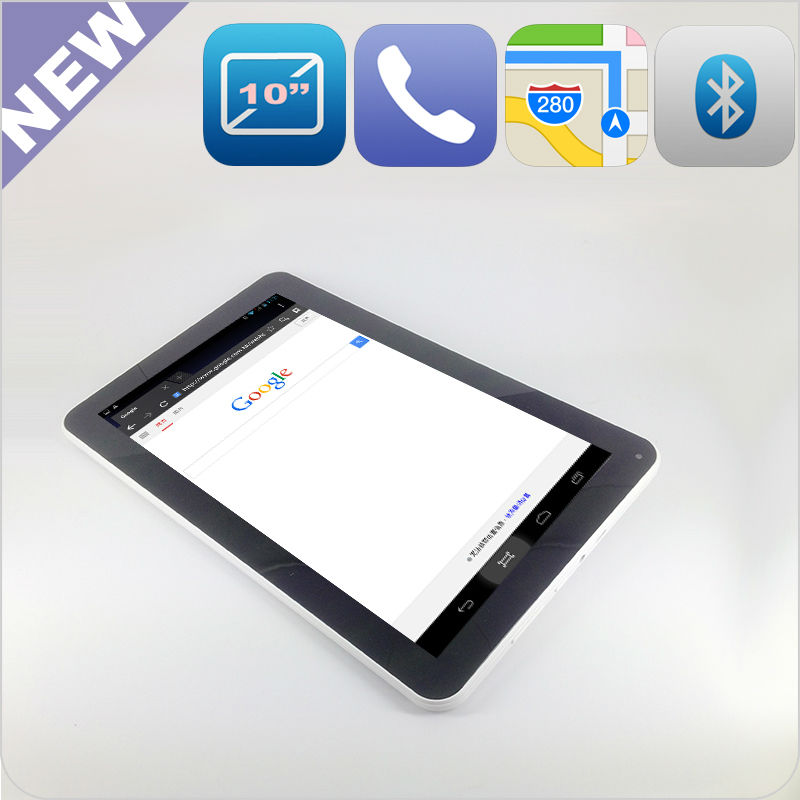 Wholesale 7'' - 10'' driver via wm8880 mid android tablet with 3G / Bluetooth / Call Phone / GPS