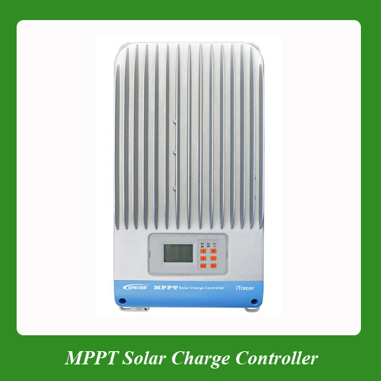 EPsolar Etracer4415 45A 150V MPPT 12V 24V 36V 48V Remote Connection PC Communication Solar Charge Controller
