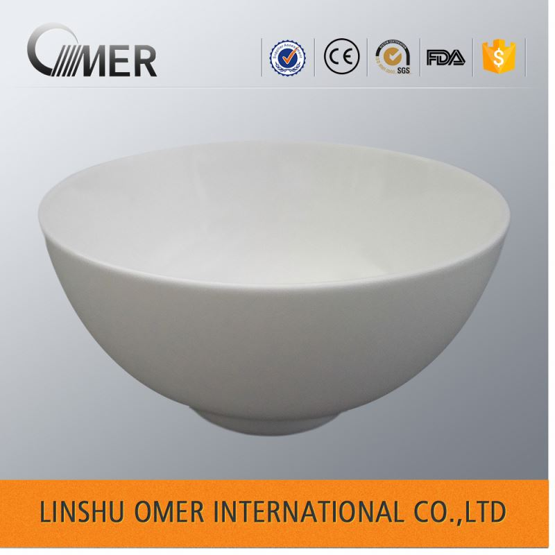 decorative mixing porcelain ceramic bowl