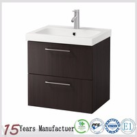 Modern Floating Wall Bathroom Sink Cabinets