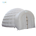 Inflatable Biggors Customized Size Large Inflatable Yurt Tent for Camping Event