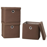 Classic Clothes Blanket Storage Box Folding