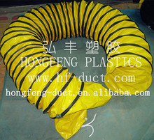 pvc air vent ducting / plastic air ducting