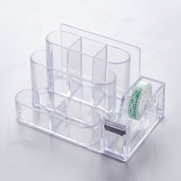 Factory manufacturing good quality acrylic pen holder