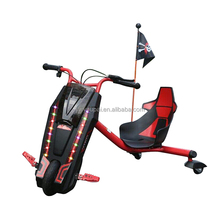 2017 smart adults 3 wheels electric scooter mini self balance scooter