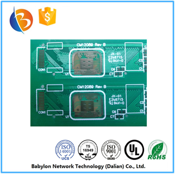 Wireless PCB cnc router electronic PCB wifi router pcb