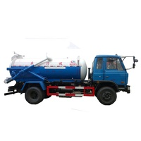 12000Liters Sewage Suction Truck/Vacuum sewage suction tanker truck for sales