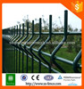 good quality powder coated wire mesh garden residential fence
