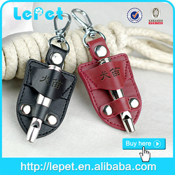 Novelty design fashion ultrasonic dog whistle pet training