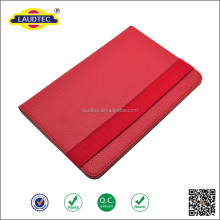 2016 new arrival leather tablet case stand leather Tablet Cover For iPad ,for ipad case -----laudtec