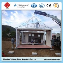 Low cost prefabricated container homes