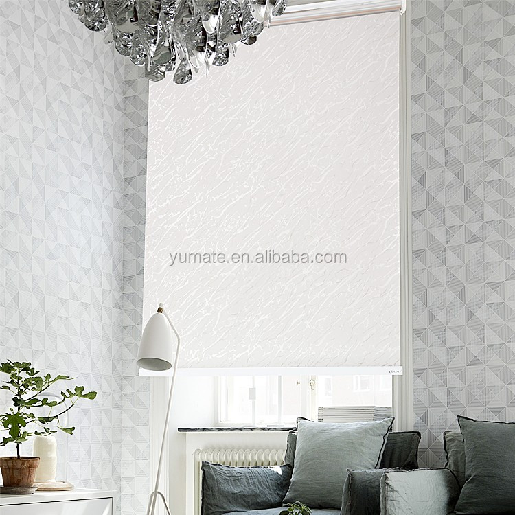 New design outdoor shade fabrics roller blind/roller shades fabric