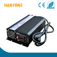 500w 12v car battery charger inverter with ups charging performance