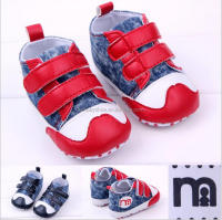 Town Factory Treasure Best Selling Baby Walking Canvas Shoes
