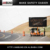 Outdoor Solar Power Trailer Display Screen Message Board Portable Programmable Full Matrix Message Signs