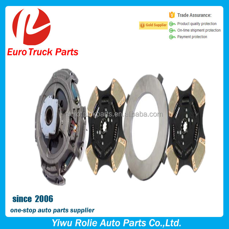 OEM M108391-93 157700-6 Heavy Duty European Tractor <strong>Clutch</strong> Parts Truck <strong>Clutch</strong> Kits Assy with <strong>Clutch</strong> Disc and Plate