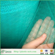 High quality plastic extruded filter net /polypropylene filter mesh
