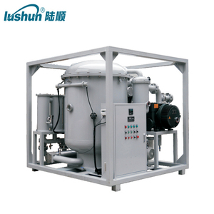 Hot sale two-stage vacuum used transformer oil filter machine/ oil centrifuging machine