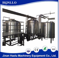 High quality China made 500L to 5000L staniless steel 304 beer fermentation tanks,cold water tank