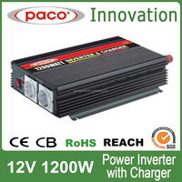 Modified since wave marine inverter charger 1200va for lead acid batteries