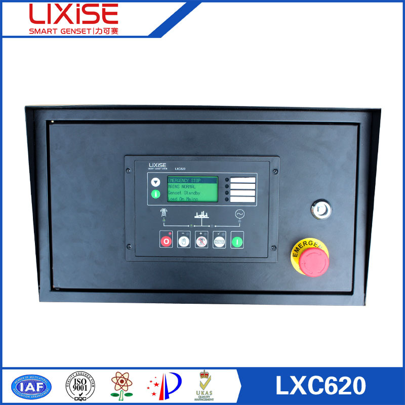 parts of generator LXC620 electrical control panel board
