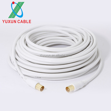 Best Price CATV 3c-2v Coaxial Cable TV Connectors 75 ohm Coaxial Cable