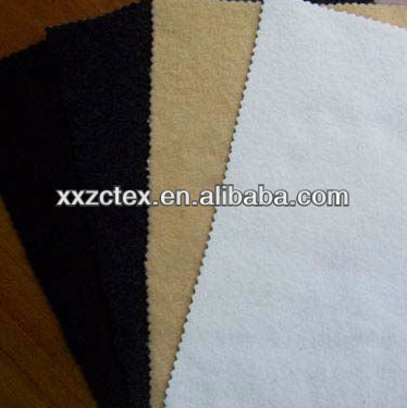 Flame retardant and antistatic cotton knitted fabric