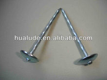 galvanized umbrella head roof nails
