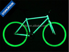 700C steel frame glow in dark fixie bicycle single speed luminous fixed gear bicycle