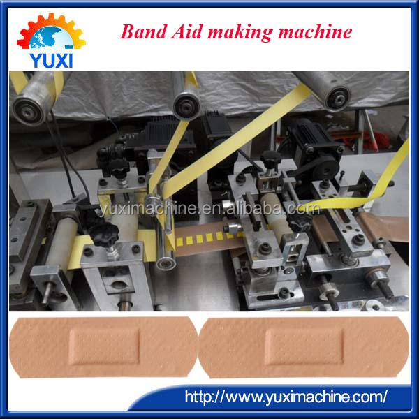 High Speed Wound Adhesive surgical dressing making machine