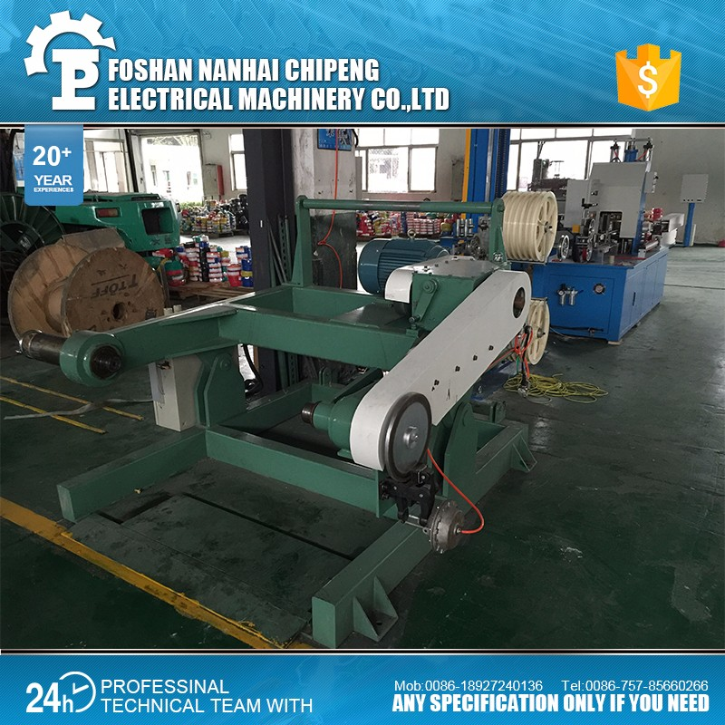 easy control wire feeder machine for galvanize wire