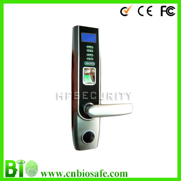 HF-LA501 4 in 1 Finger/RFID/Code/Key Door Locks For Home Security
