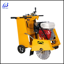 GQR350 construction machinery 120mm cutting depth concrete cutter, flooring cutter, asphalt cutting machine