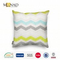 Wholesale Home Garden Digital Print Geometrical Cushion Cover For Car Seat Sofa