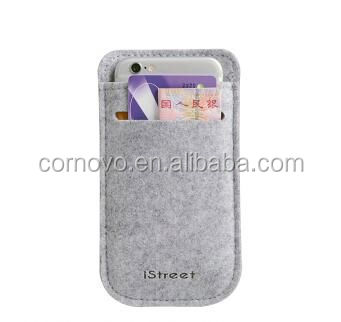 Advertising gifts newest cell phone sleeves for apple iphone