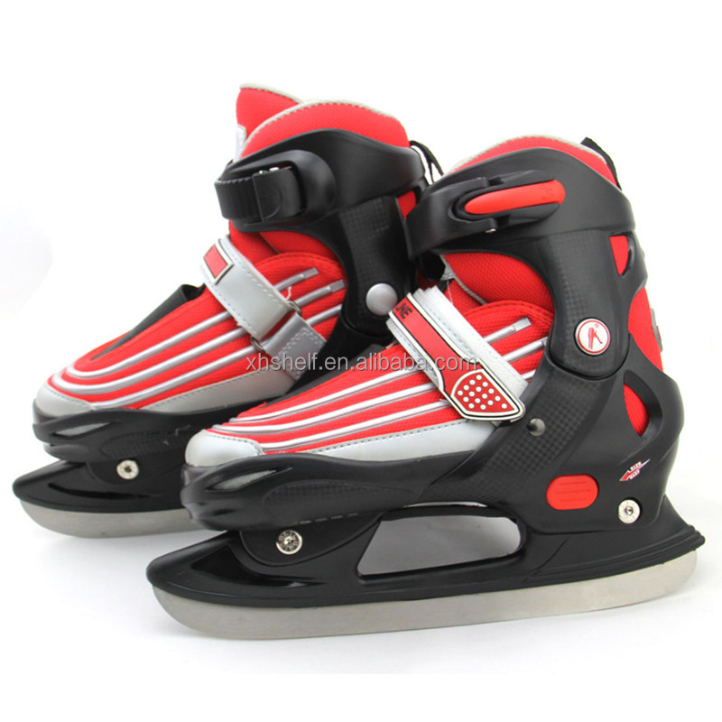 2017 Top Quality Popular Adjustable Ice Skate for Kids with Best Price