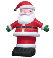 2016 lowes giant outdoor lighted christmas decorations outdoor wholesale santa claus