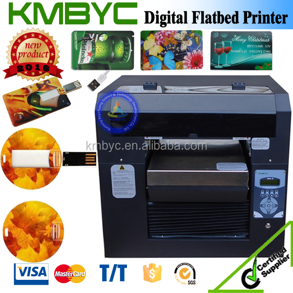 Industrial A3 Size Plastic Cover Printing Machine