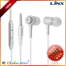Cheap metal earpiece with mic
