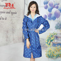 Fashion Long Raincoat For Women