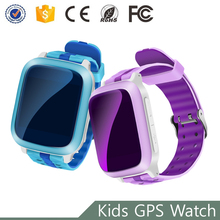 GPS+GPRS+GSM+WIFI Children ISO Android wrist watch gps tracking device for kids