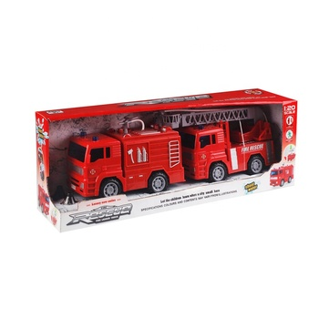 CE Proved Europe Market Popular Sprinkler Mini Fire Truck Toy