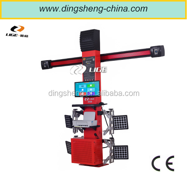 Hot Selling Fast Measurement Speed Portable Manual Digital Wheel Alignment