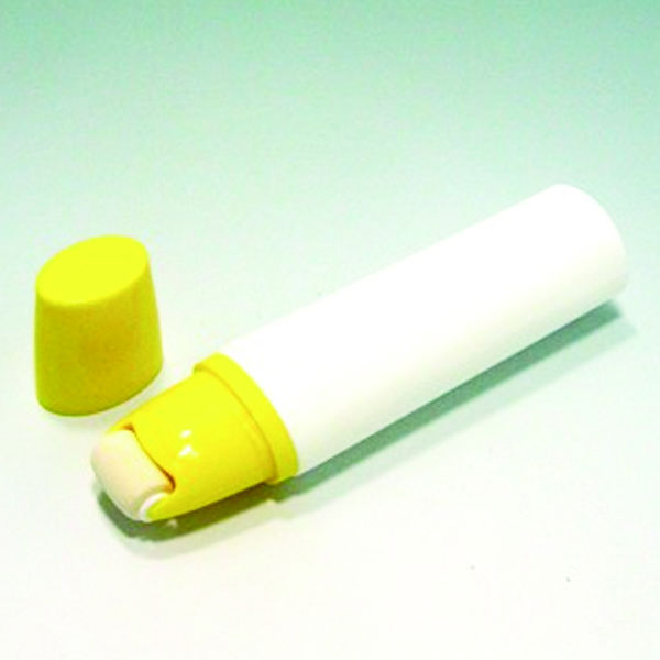 30~60ml Plastic tube with roller applicator