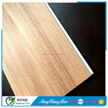 Plastic Flooring Factory direct sale vinyl pvc click lock floor sheet floor