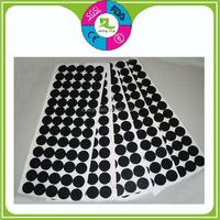 custom self ahesive furniture silicone feet pad electronics protector rubber bumper