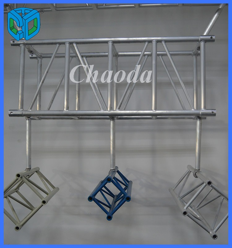 On sale cheap price aluminum lighting truss equipment for Cheap truss systems