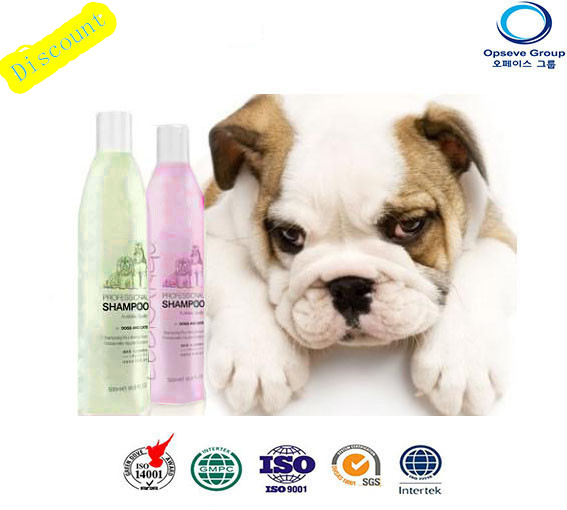 wholesale natural organic dog shampoo, cat shampoo, pet shampoo oem
