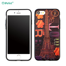 View larger image Best 3D plastic PC hard mobile accessories full print matte rubber coating phone back cover case for iPhone 7