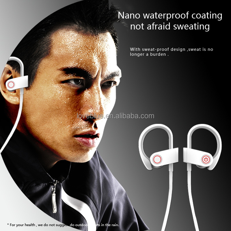 2016 <strong>Bluetooth</strong> Headsets <strong>Bluetooth</strong> 4.1 Noise Cancelling Wireless Stereo Sport Headset Headphones